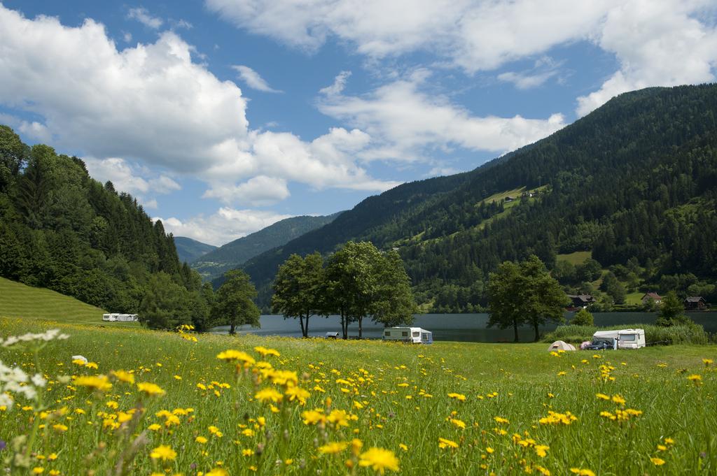 <p>Campinggenuss in Kärnten</p>